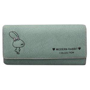 کیف پول زنانه طرح خرگوش کد BG 33