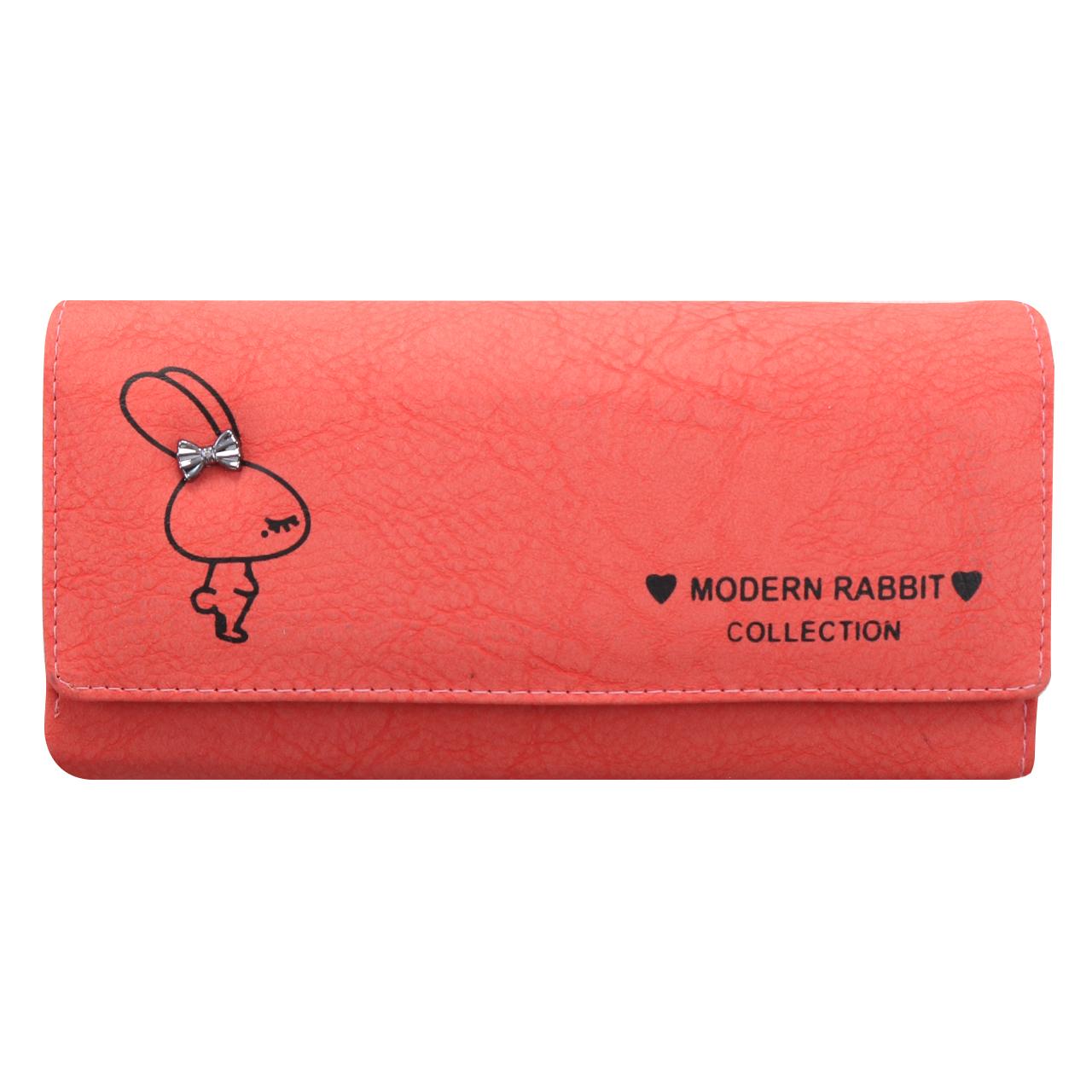 کیف پول زنانه طرح خرگوش کد BG 33 main 1 11