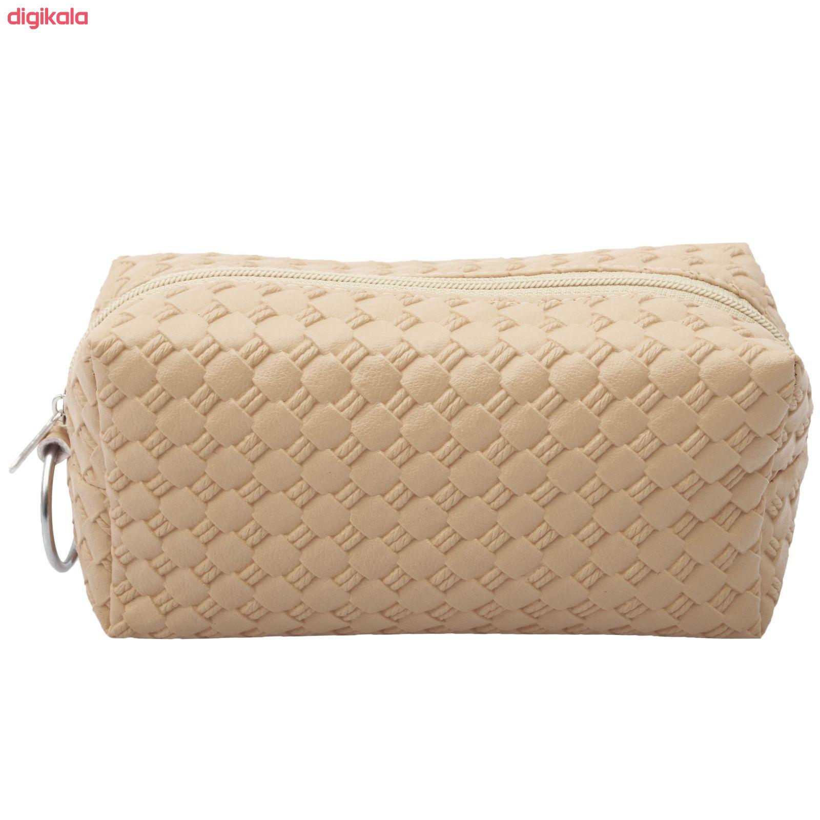 کیف لوازم آرایش کد GT0103 main 1 18
