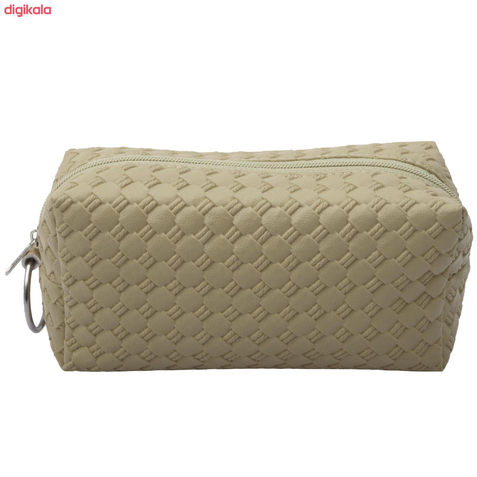 کیف لوازم آرایش کد GT0103 main 1 23