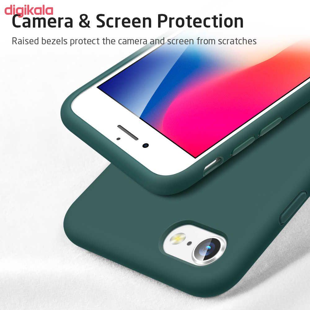 کاور مدل Silic مناسب برای گوشی موبایل اپل Iphone se 2020 main 1 3