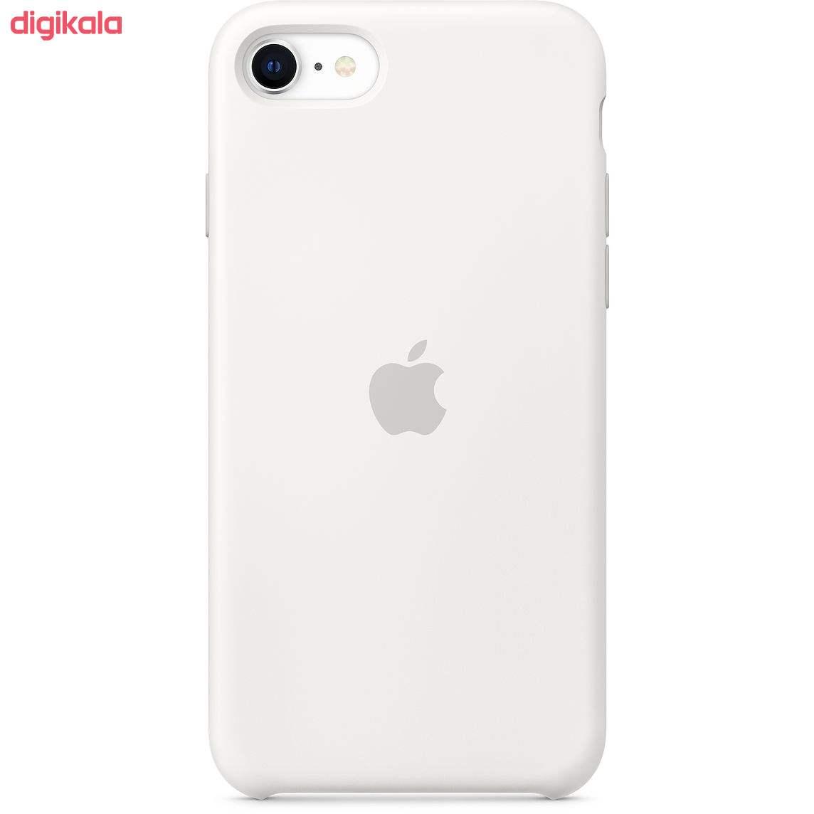 کاور مدل Silic مناسب برای گوشی موبایل اپل Iphone se 2020 main 1 5