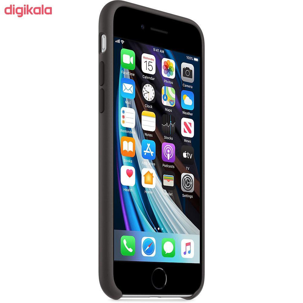 کاور مدل Silic مناسب برای گوشی موبایل اپل Iphone se 2020 main 1 7