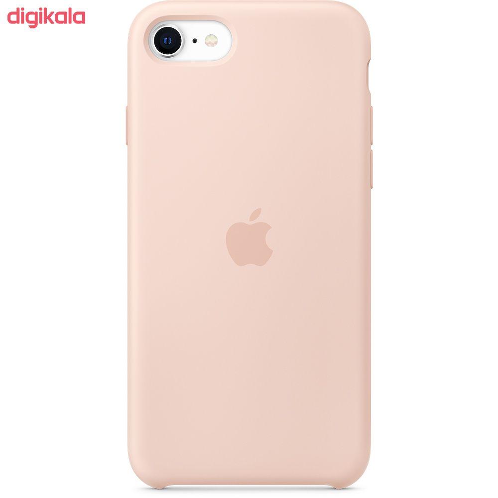 کاور مدل Silic مناسب برای گوشی موبایل اپل Iphone se 2020 main 1 8
