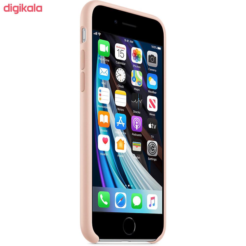 کاور مدل Silic مناسب برای گوشی موبایل اپل Iphone se 2020 main 1 11