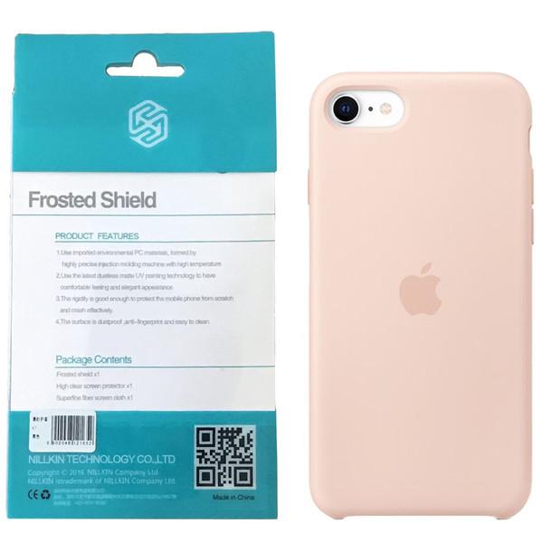 کاور مدل Silic مناسب برای گوشی موبایل اپل Iphone se 2020