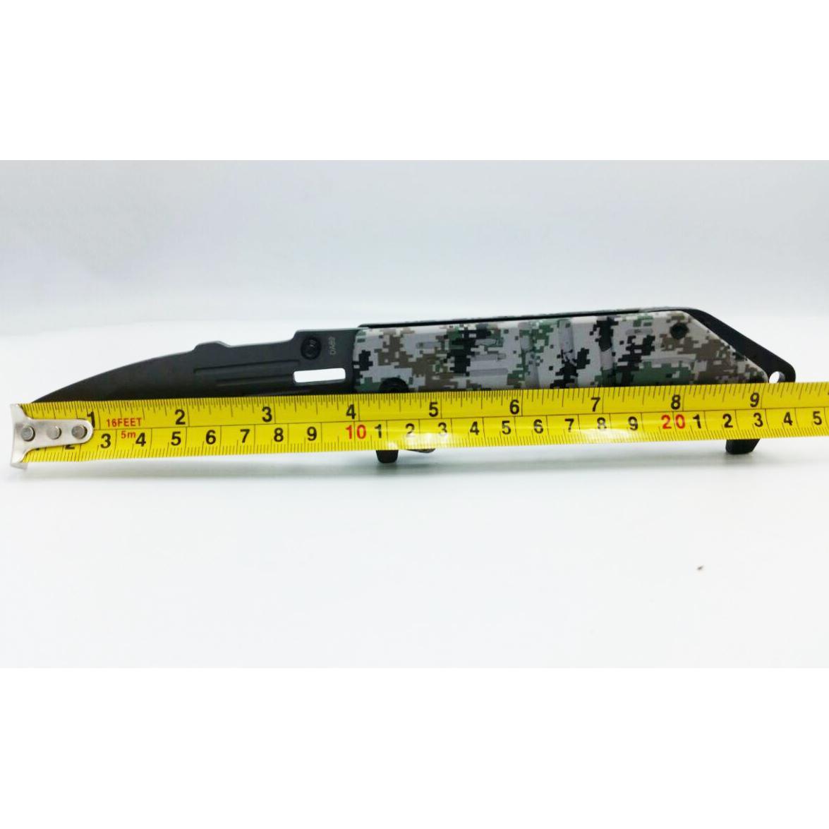 چاقو سفری کلد استیل مدل DA89