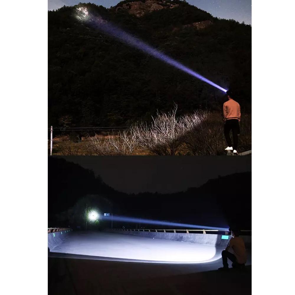 چراغ پیشانی مدل YF