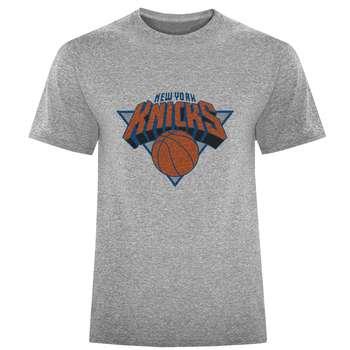 تی شرت آستین کوتاه مردانه طرح بسکتبال new york کد F269