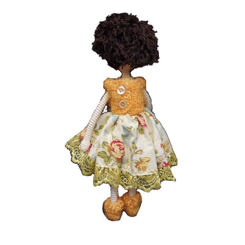 خرید                      عروسک بافتنی مدل آیلا
