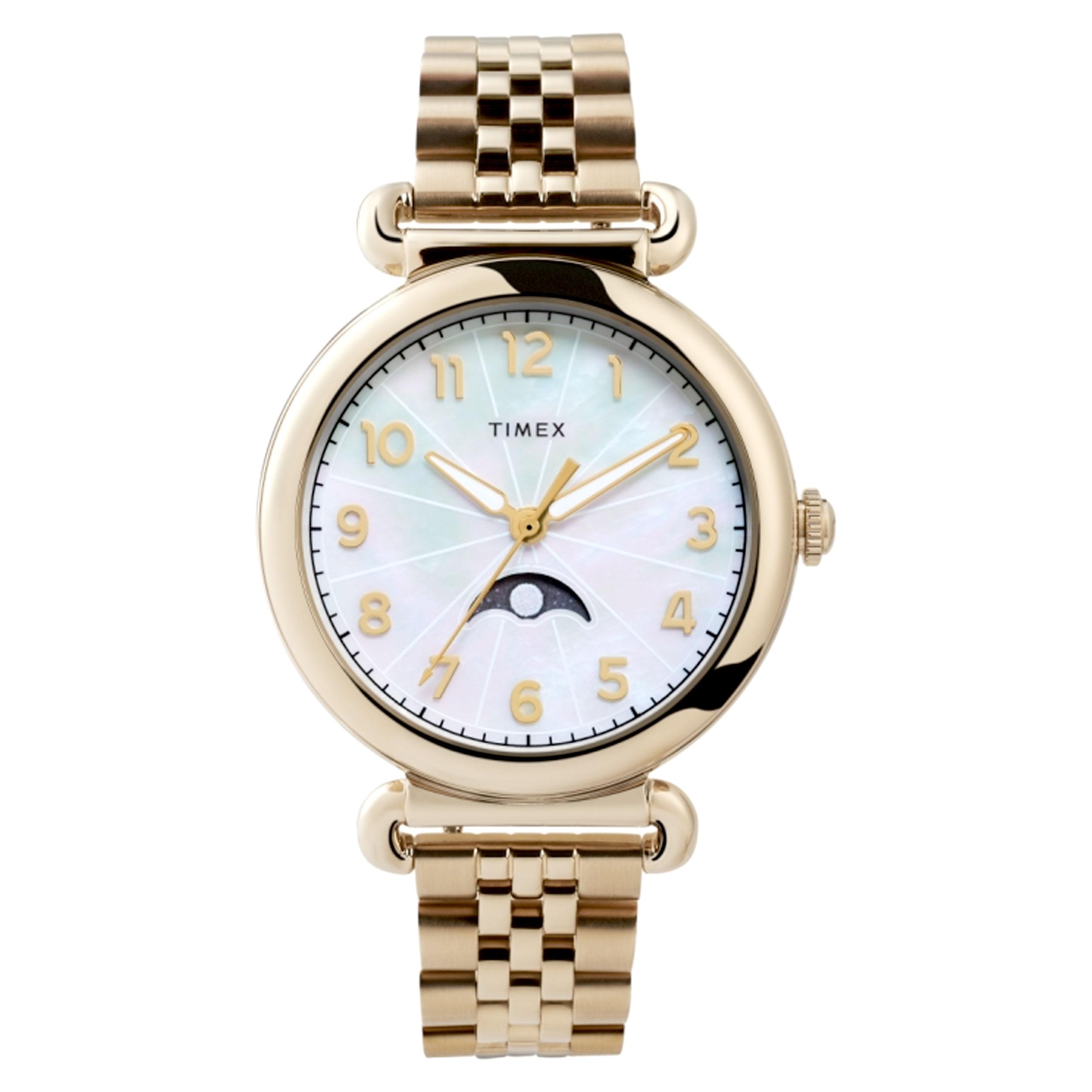 ساعت مچی عقربه ای زنانه تایمکس مدل TW2T89500              ارزان