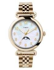 ساعت مچی عقربه ای زنانه تایمکس مدل TW2T89500 -  - 1