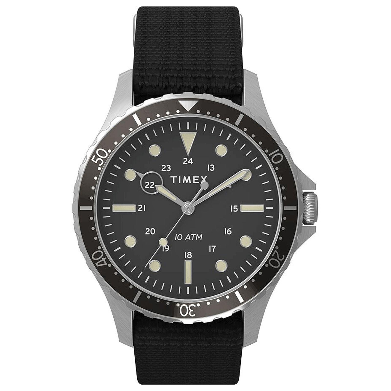 ساعت مچی عقربه ای مردانه تایمکس مدل TW2T75600 -  - 1