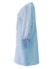 مانتو زنانه دِرِس ایگو کد 1100030 رنگ آبی -  - 1