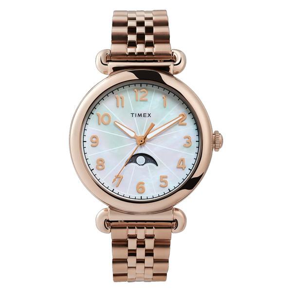 ساعت مچی عقربه ای زنانه تایمکس مدل TW2T89400