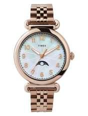 ساعت مچی عقربه ای زنانه تایمکس مدل TW2T89400 -  - 1