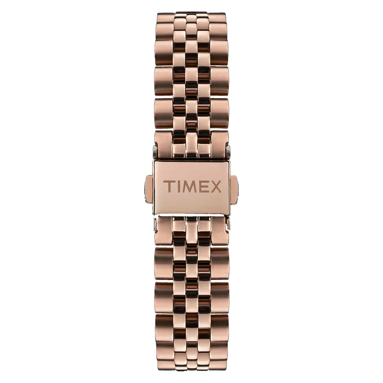 ساعت مچی عقربه ای زنانه تایمکس مدل TW2T89400 -  - 3