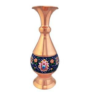 گلدان مسی مدل پرداز کد 1601