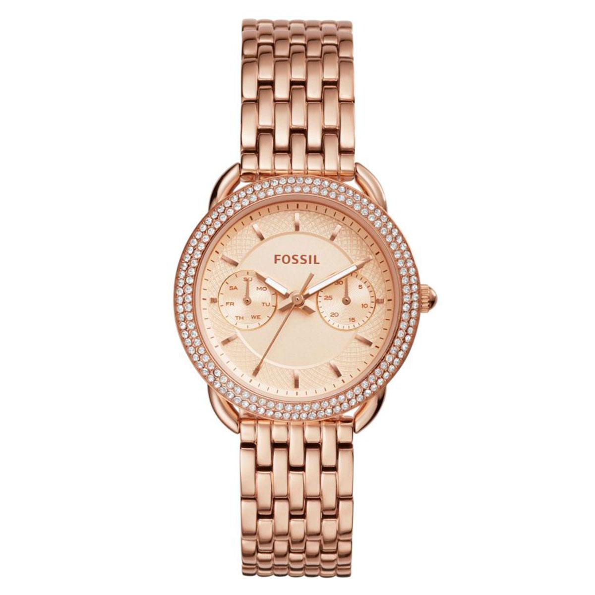 ساعت مچی عقربه ای زنانه فسیل مدل ES4055              ارزان