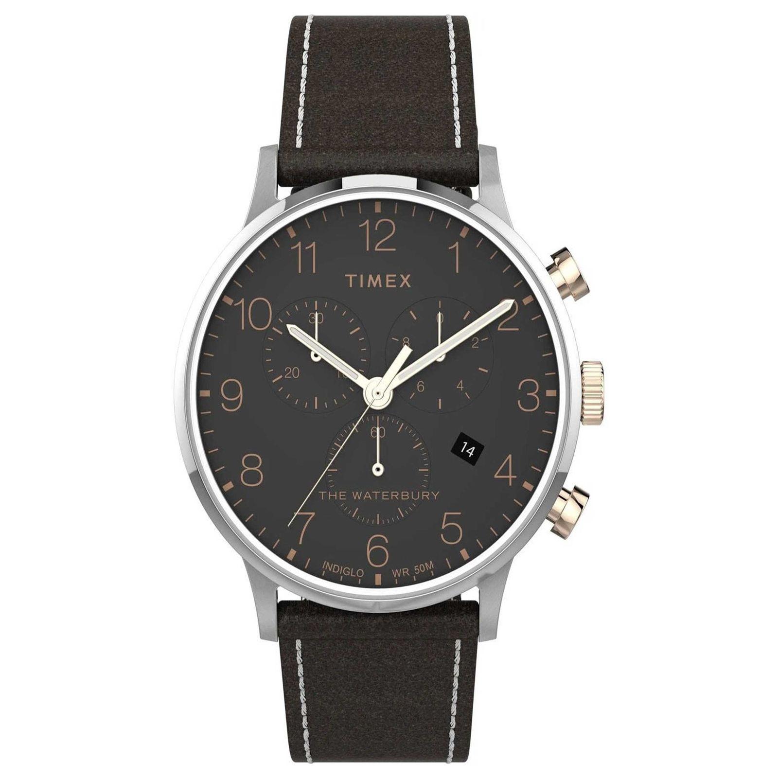 ساعت مچی عقربه ای مردانه تایمکس مدل TW2T71500 -  - 2