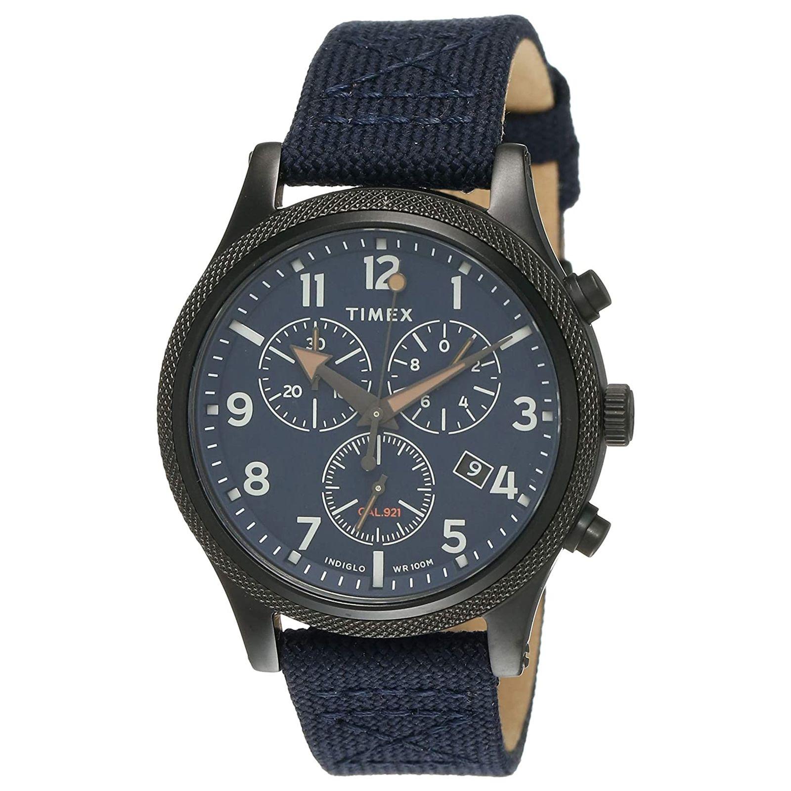 ساعت مچی عقربه ای مردانه تایمکس مدل TW2T75900 -  - 1