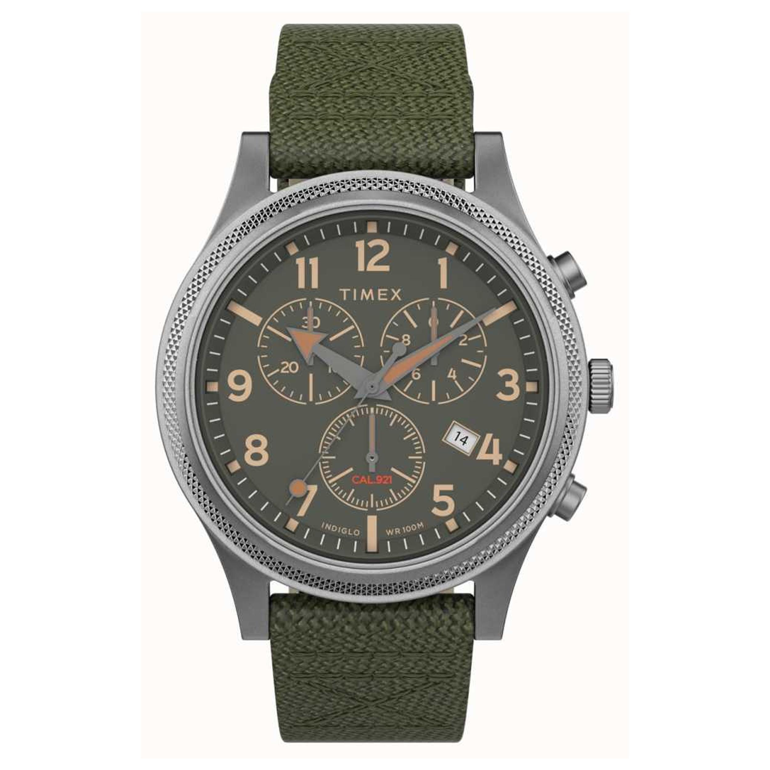 ساعت مچی عقربه ای مردانه تایمکس مدل TW2T75800