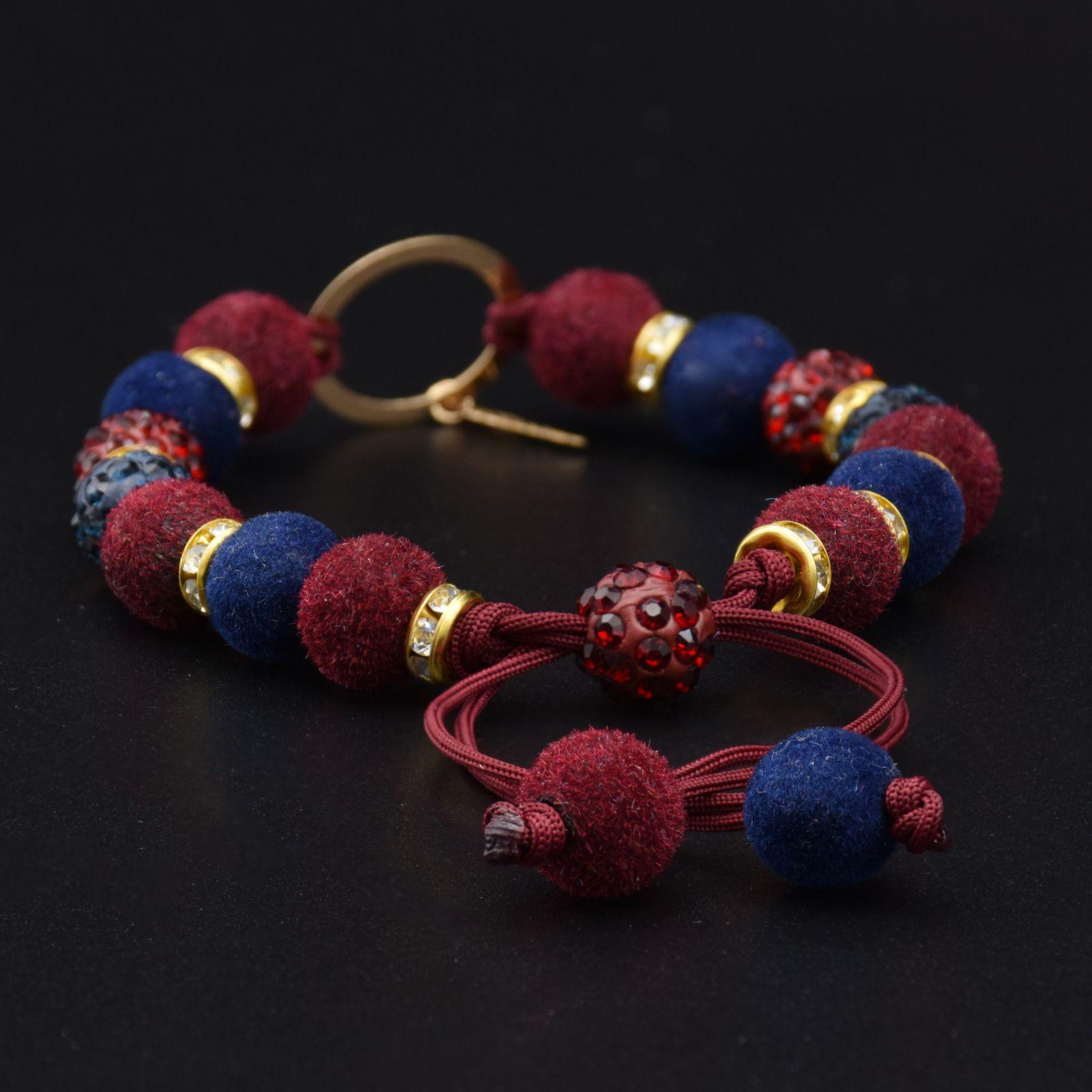 دستبند طلا 18 عیار زنانه آمانژ طرح بال کد 946D8899 -  - 3