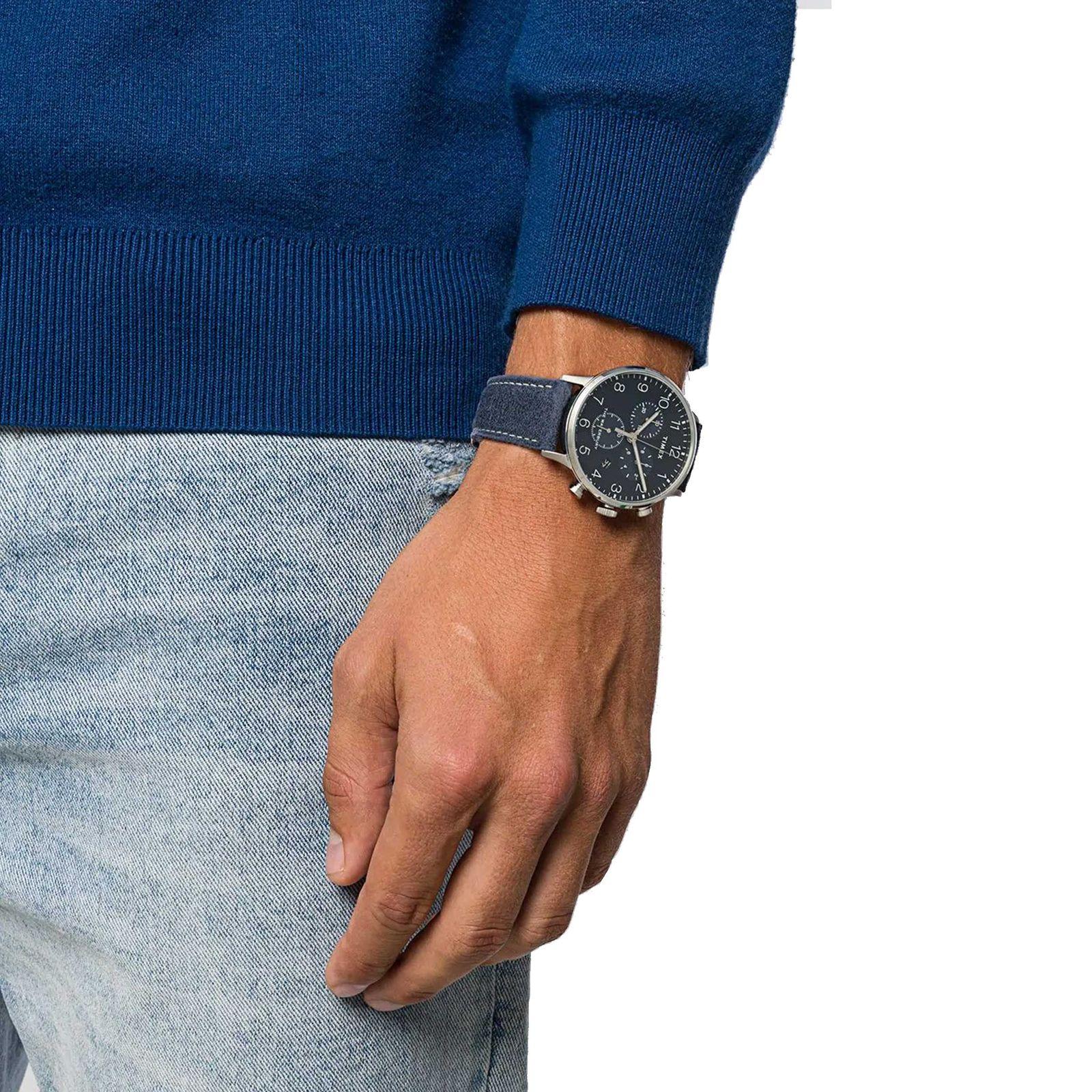 ساعت مچی عقربه ای مردانه تایمکس مدل TW2T71300 -  - 3
