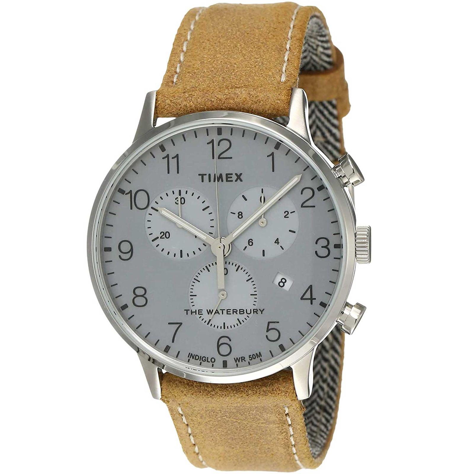 ساعت مچی عقربه ای مردانه تایمکس مدل TW2T71200 -  - 1