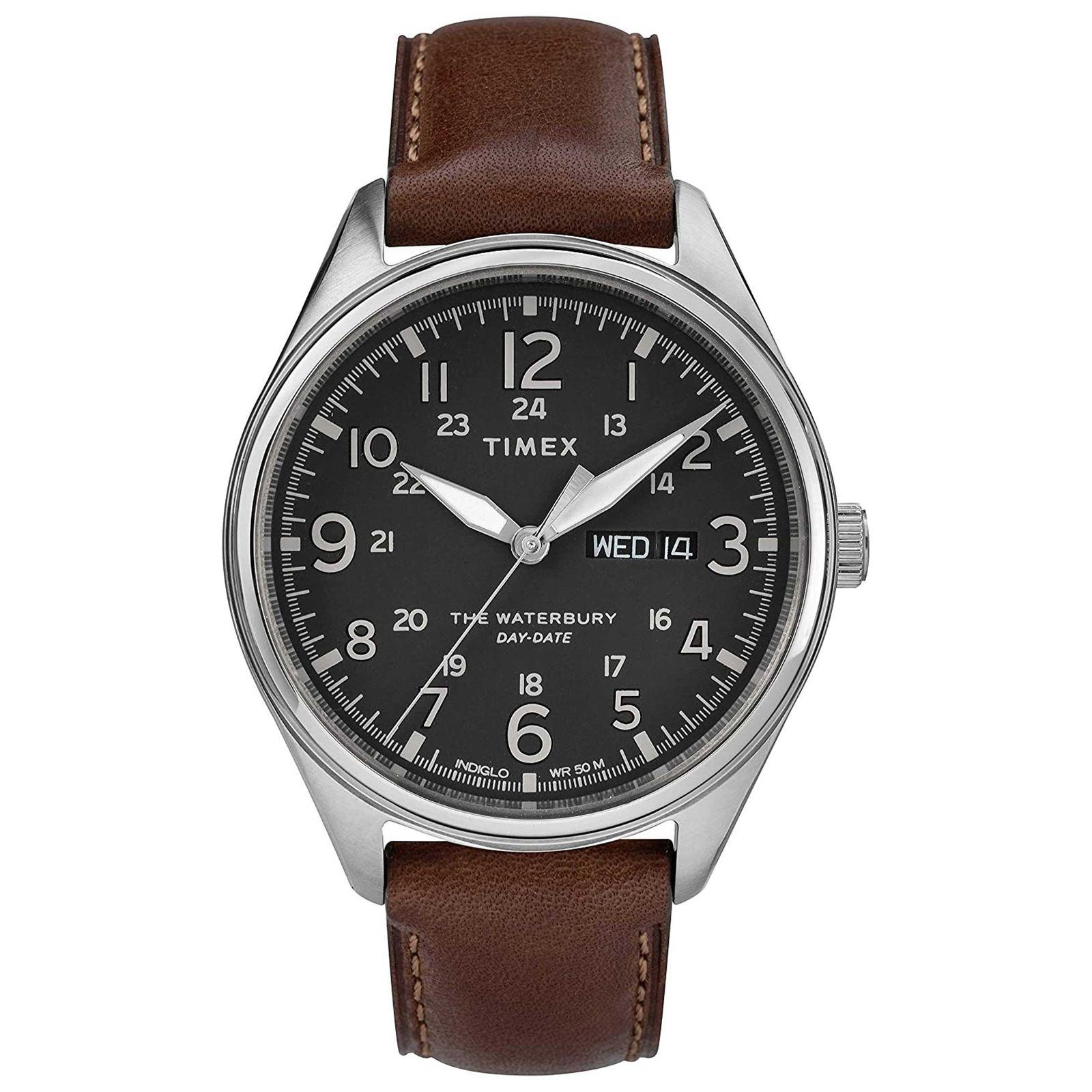 ساعت مچی عقربه ای مردانه تایمکس مدل TW2R89000 -  - 1