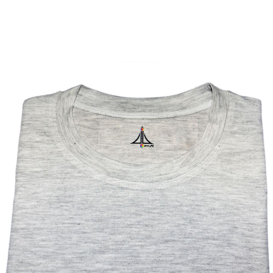 تی شرت مردانه به رسم طرح پاریس کد 2276 -  - 3