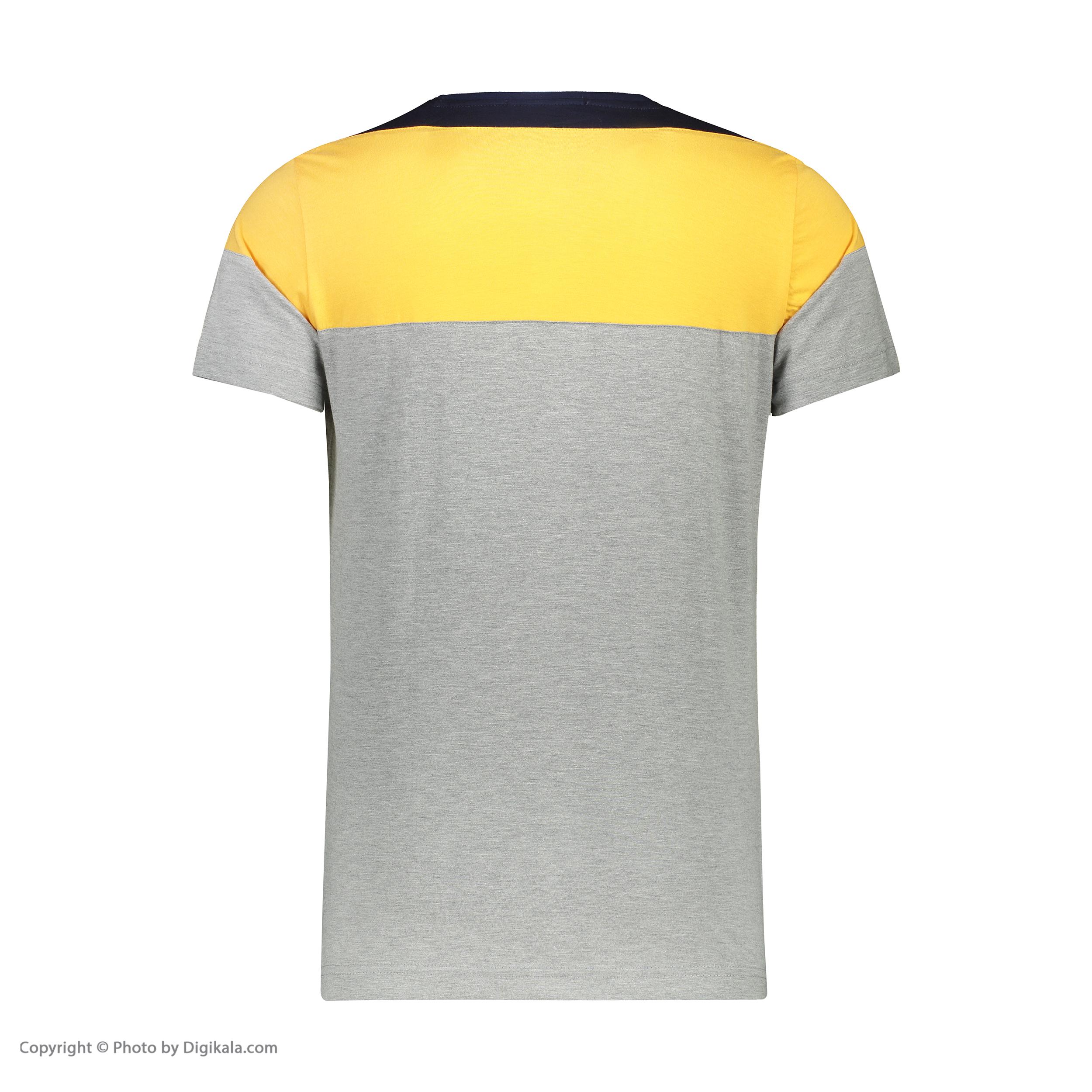 تی شرت مردانه جامه پوش آرا مدل 4011018283-16