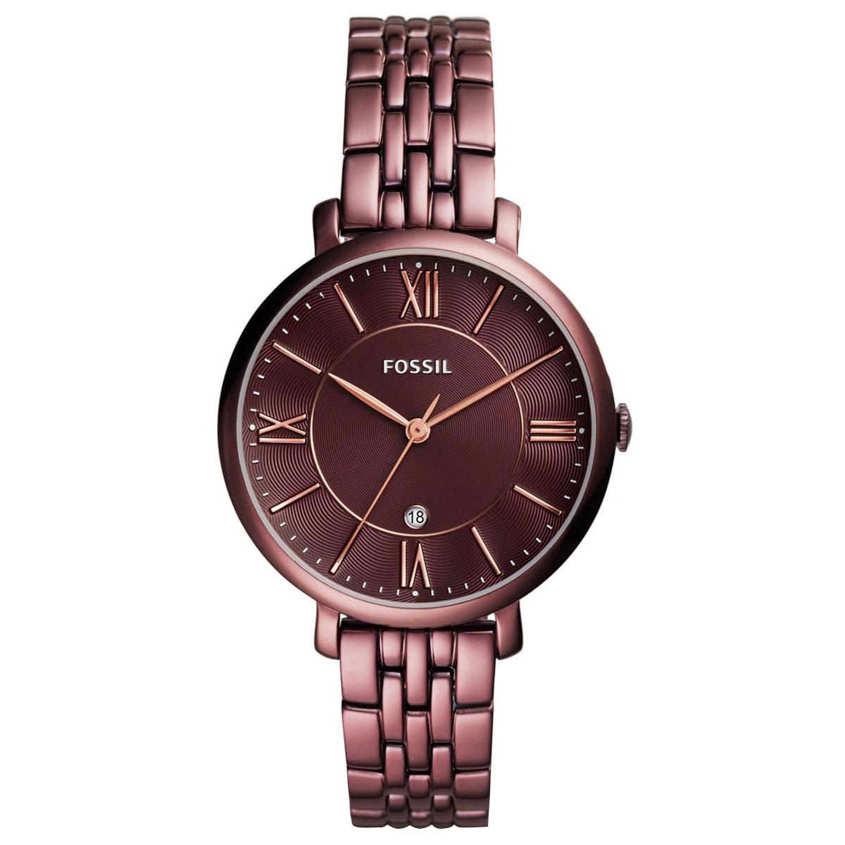 ساعت مچی عقربه ای زنانه فسیل مدل ES4100              ارزان