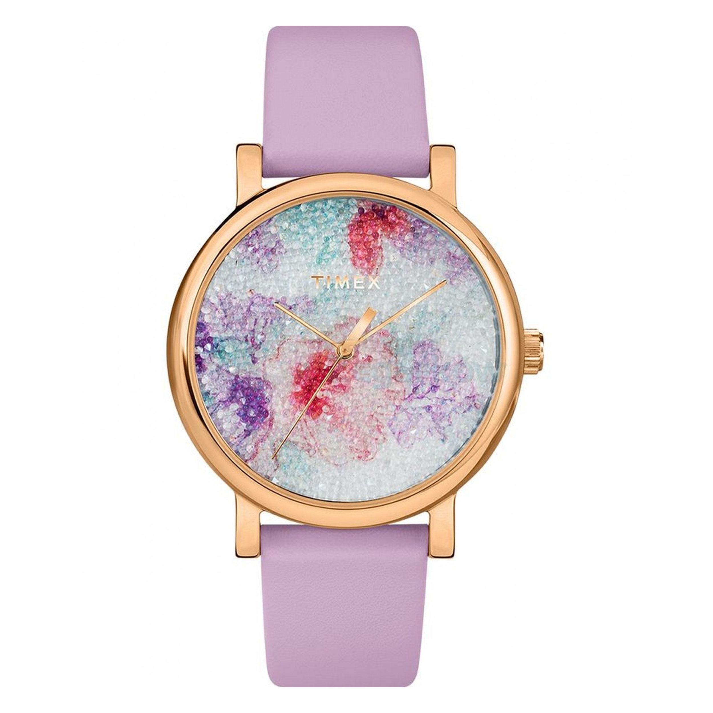ساعت مچی عقربه ای زنانه تایمکس مدل TW2T78200              ارزان