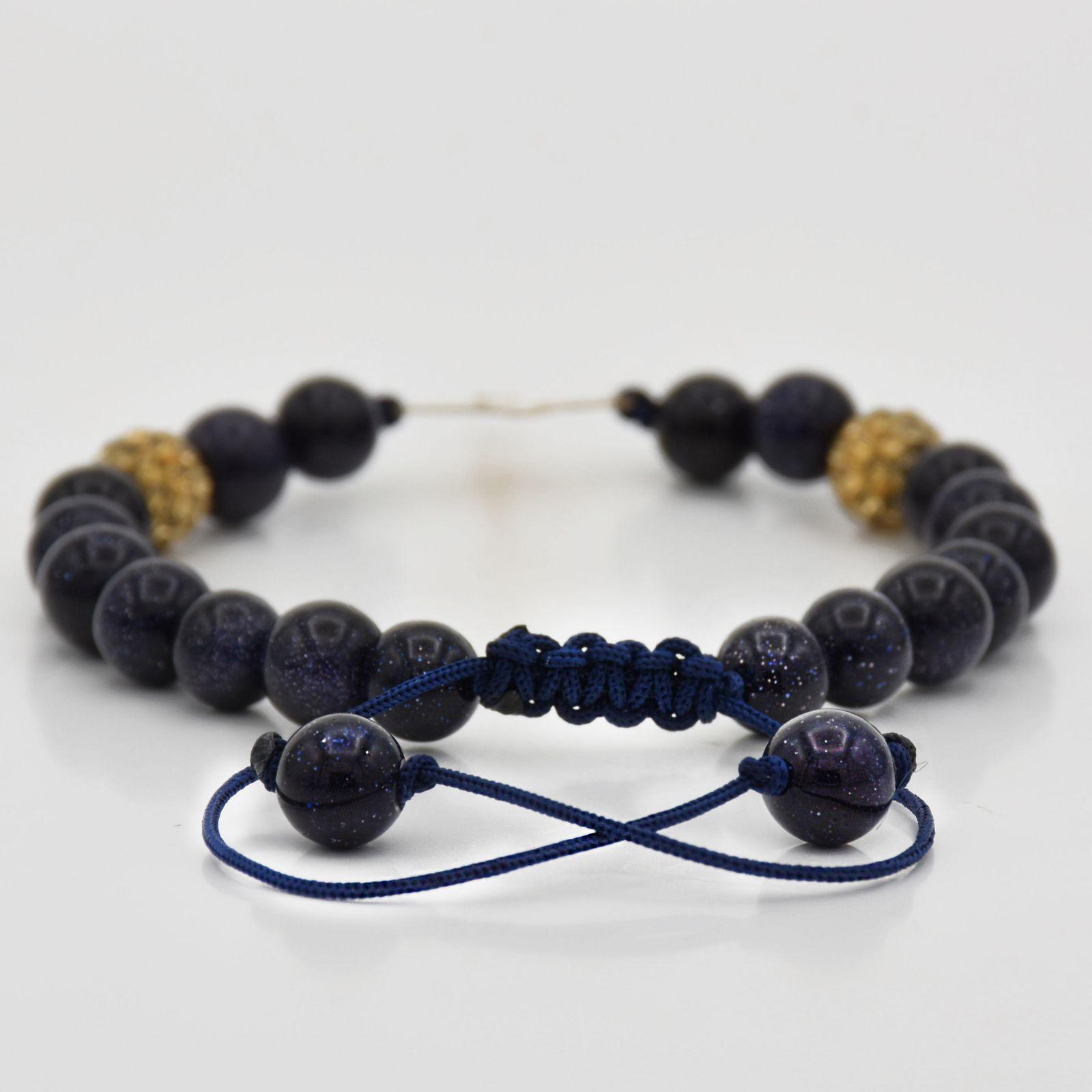 دستبند طلا 18 عیار زنانه آمانژ طرح بالرین کد 955D8902 -  - 3