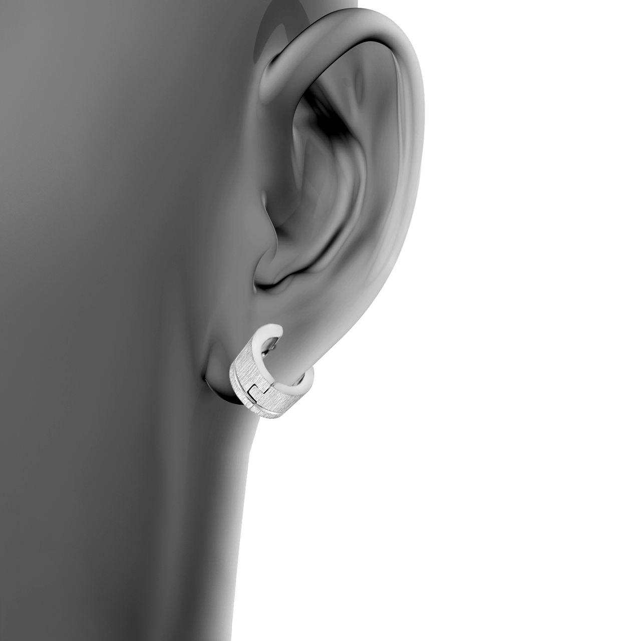 گوشواره زنانه اقلیمه کد ES512 -  - 3