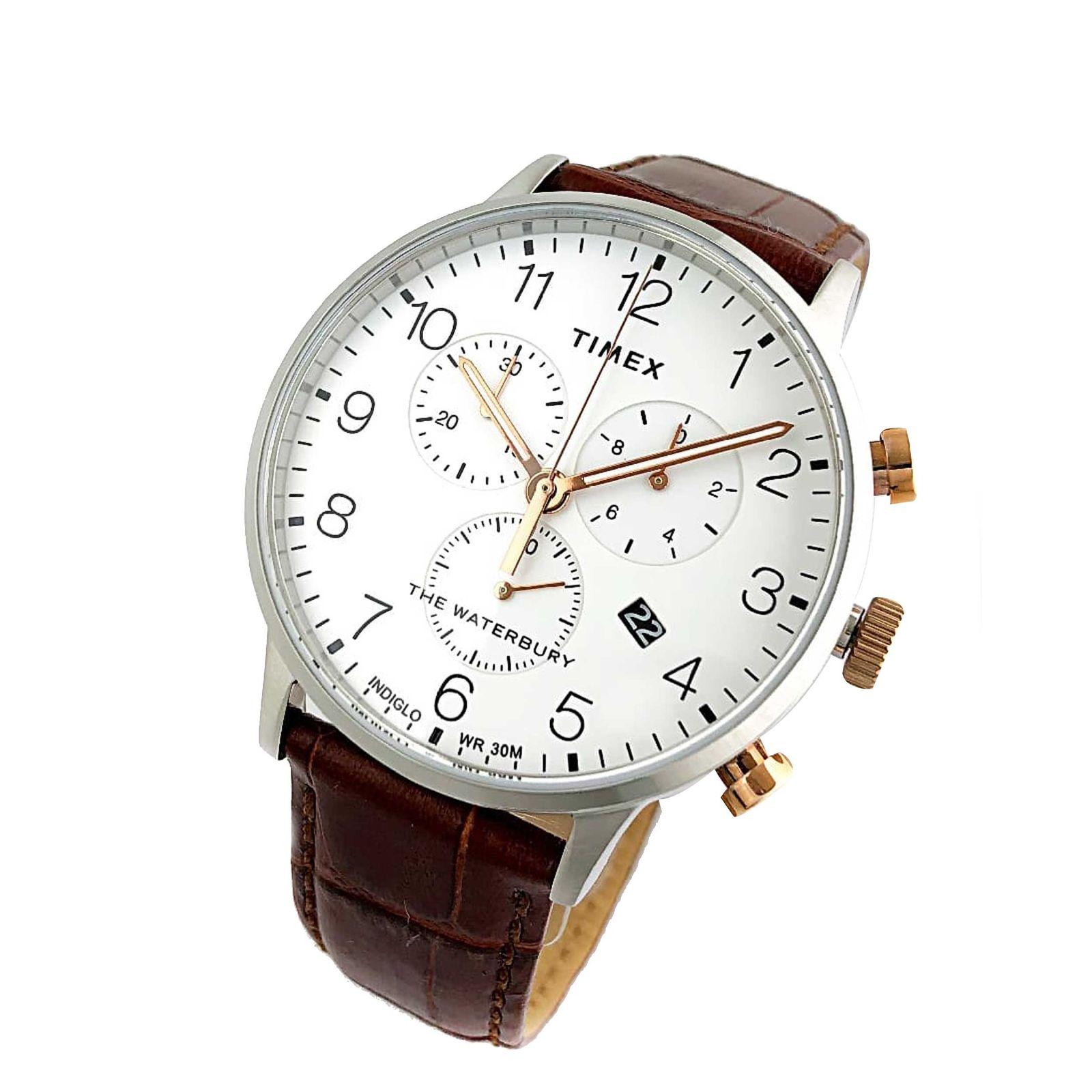 ساعت مچی عقربه ای مردانه تایمکس مدل TW2R72100 -  - 2