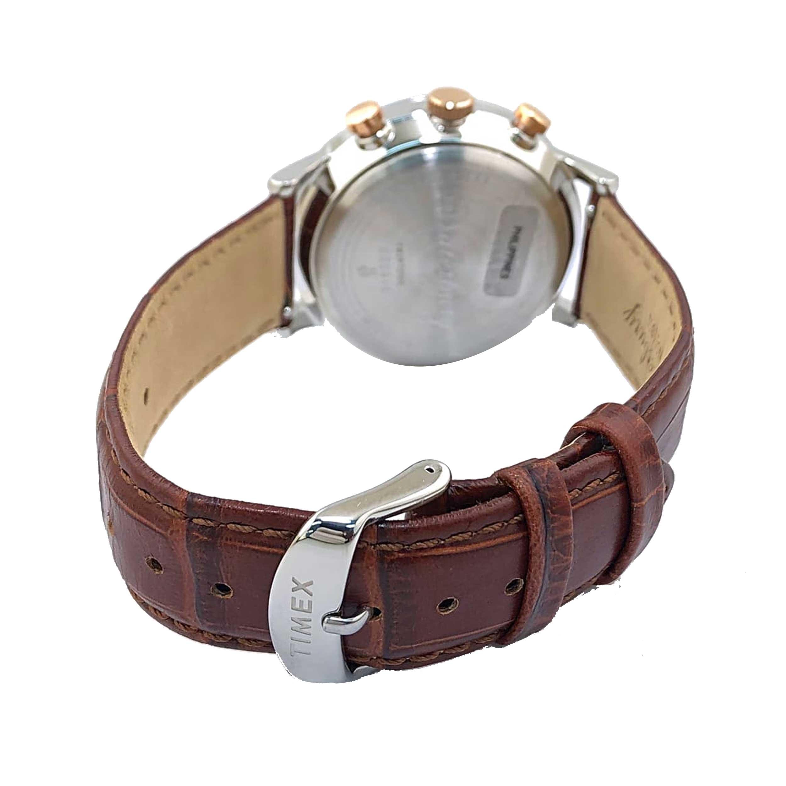 ساعت مچی عقربه ای مردانه تایمکس مدل TW2R72100 -  - 3