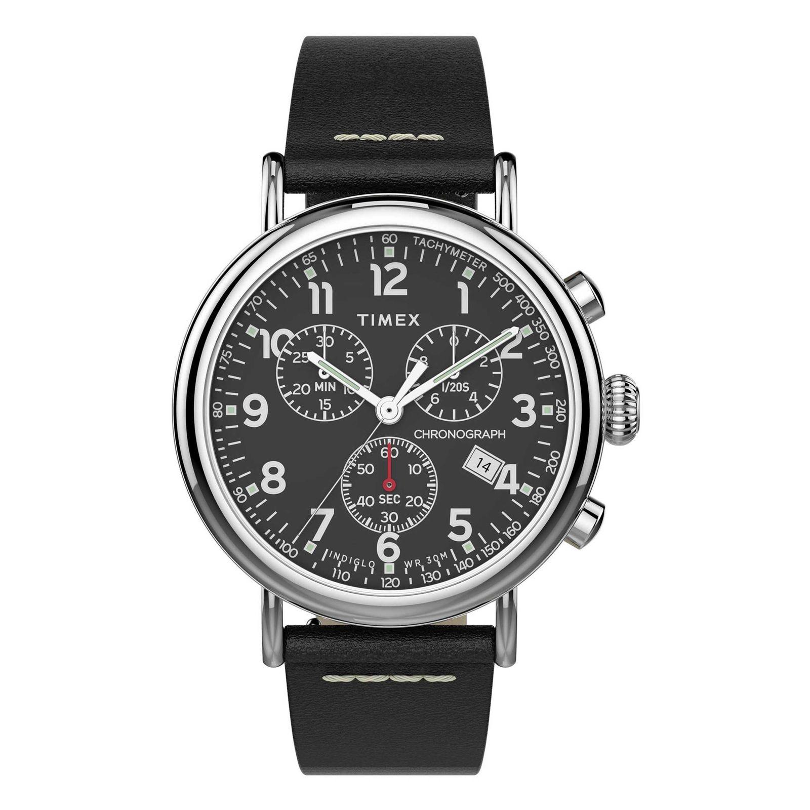 ساعت مچی عقربه ای مردانه تایمکس مدل TW2T69100 -  - 1