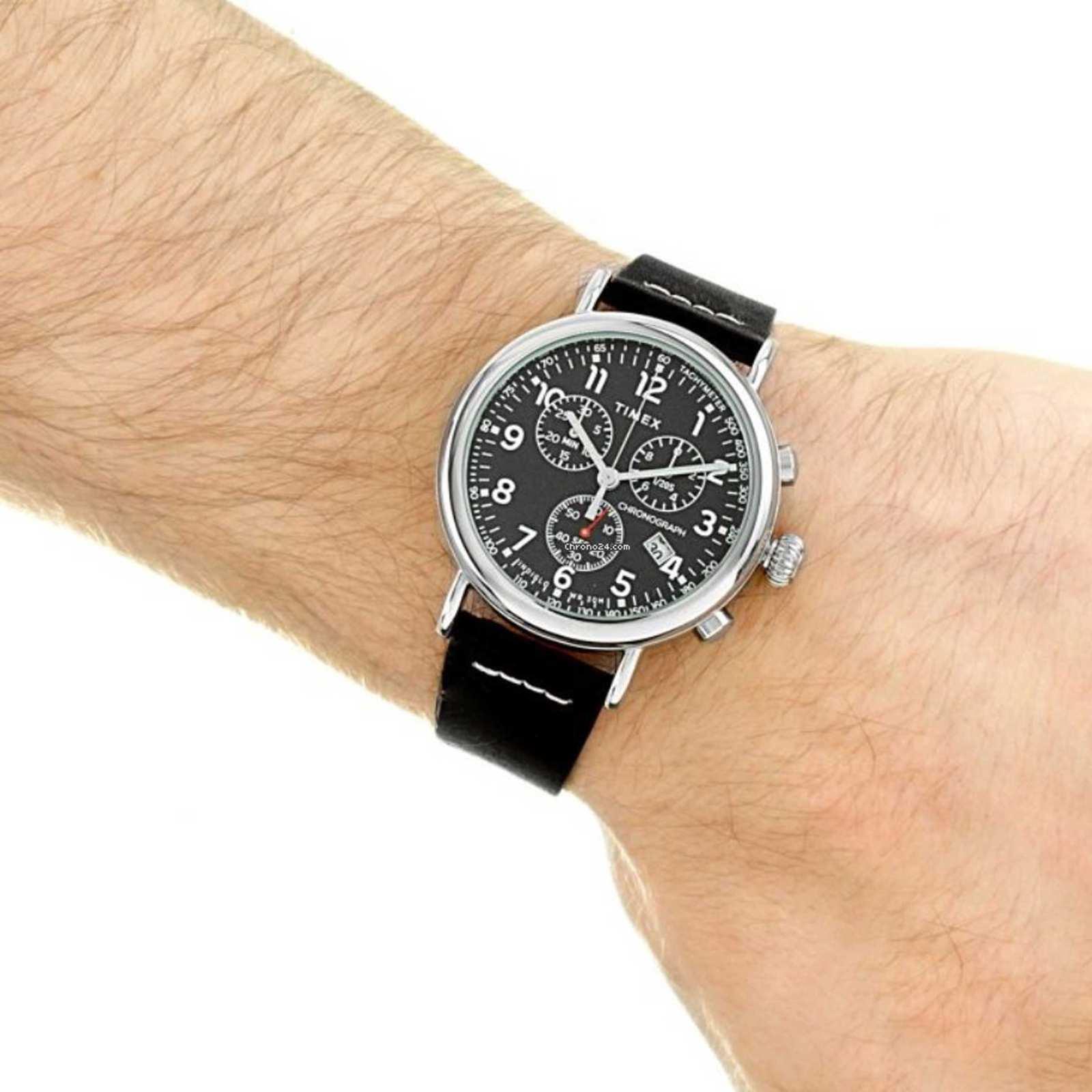 ساعت مچی عقربه ای مردانه تایمکس مدل TW2T69100 -  - 3