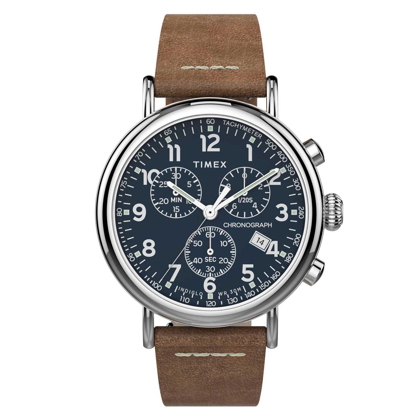 ساعت مچی عقربه ای مردانه تایمکس مدل TW2T68900 -  - 1