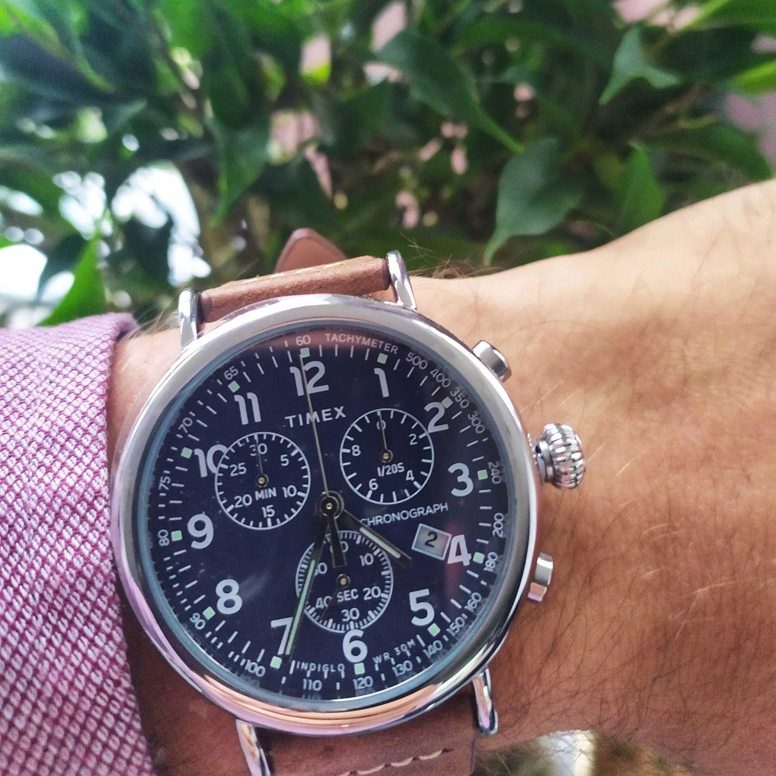 ساعت مچی عقربه ای مردانه تایمکس مدل TW2T68900 -  - 3