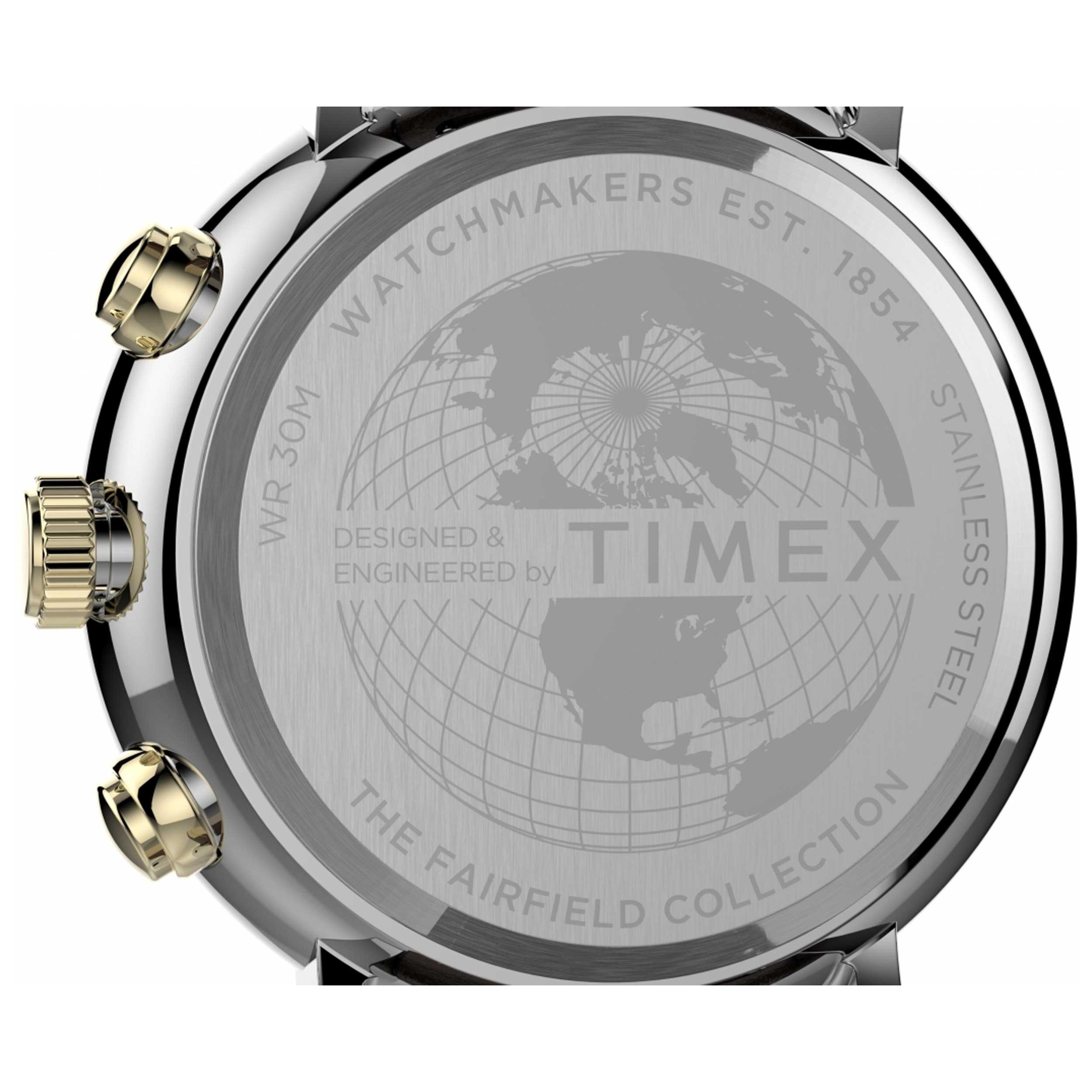 ساعت مچی عقربه ای مردانه تایمکس مدل TW2T67500 -  - 3