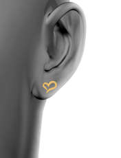 گوشواره زنانه اقلیمه کد ES514 -  - 3