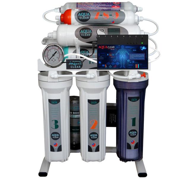 دستگاه تصفیه کننده آب آکوآ کلیر مدل NEWDESIGN 2020 - IAFQ10