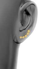 گوشواره زنانه اقلیمه کد ES515 -  - 3