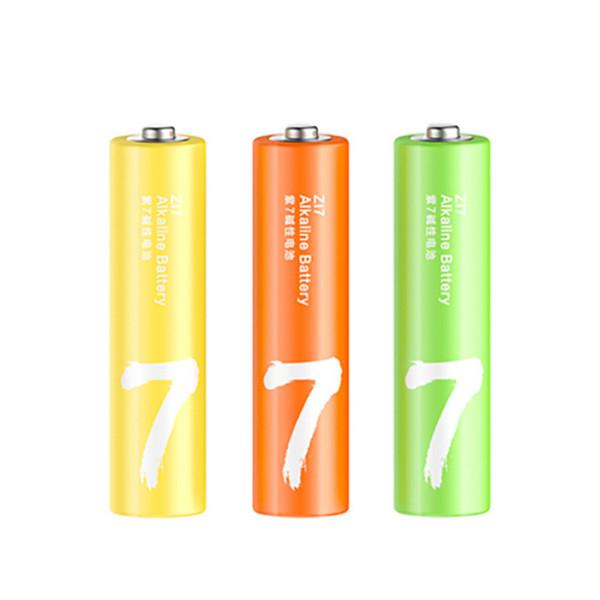 باتری نیم قلمی زد ام آی مدل ZI7 بسته 3 عددی