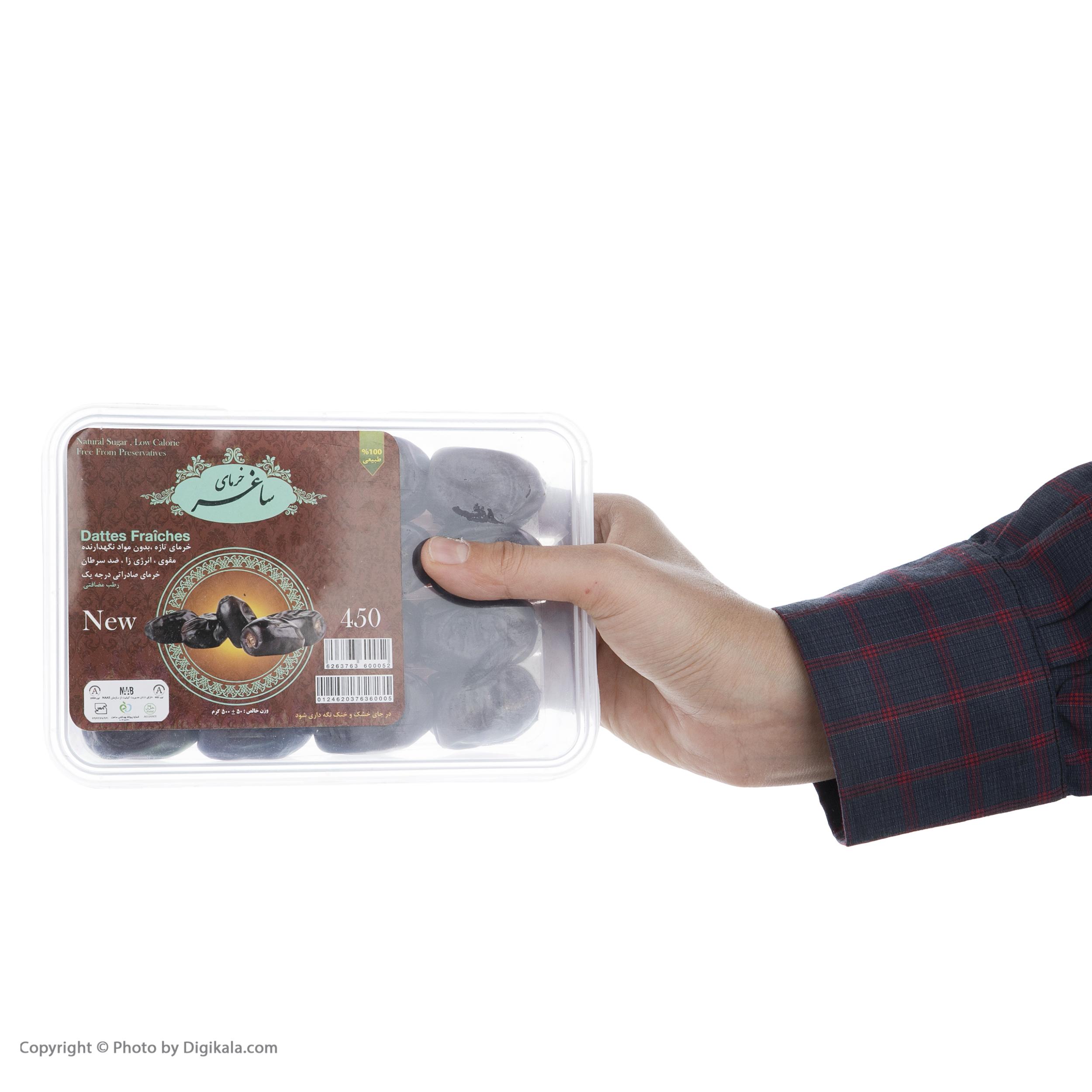 خرما ساغر - 500 گرم main 1 10