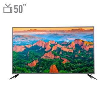 تصویر تلویزیون کیولد هوشمند پانورامیک مدل PA-50SA3657 سایز 50 اینچ Panoramic PA-50SA3657 QLED TV 50 Inch