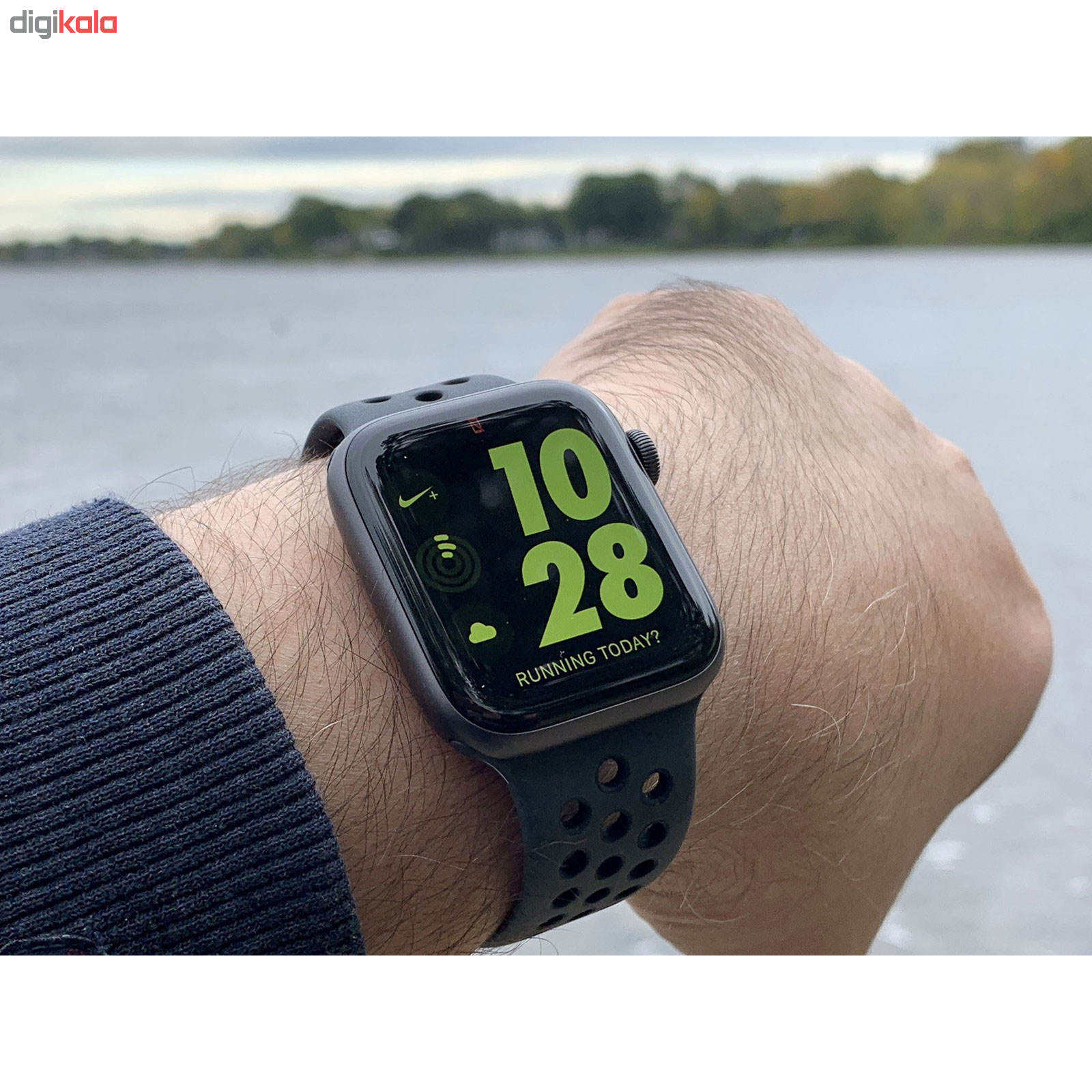 ساعت هوشمند اپل واچ 3 مدل 42mm Space Aluminum Case with Sport Band main 1 4
